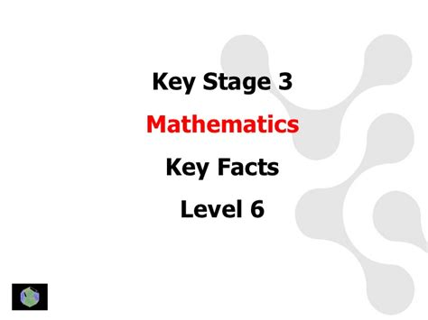 resistors key stage 3 level 6 maths revision