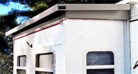 Awnings For Rv Slide Outs by Diy Rv Slide Out Cover Do It Your Self