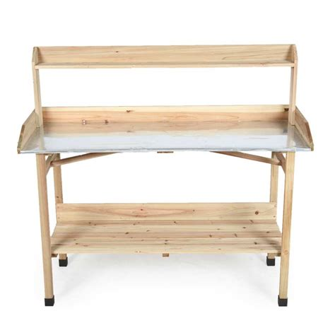 large potting bench potting benches sale fast delivery greenfingers com