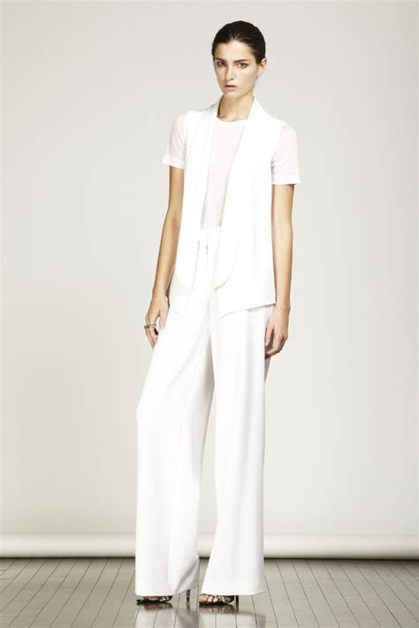 white wedding pant suits for women Quotes