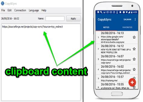 how do i access my clipboard on android how to sync clipboard between windows and android