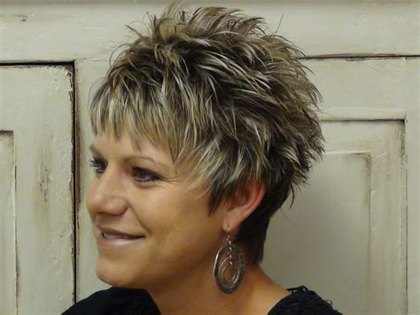 short spiky haircuts for round face women womens short cute hairstyles for women over 50 fave hairstyles