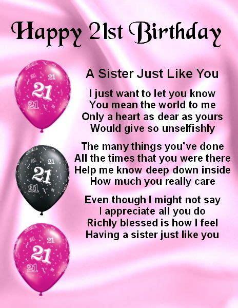 Fridge Magnet Alised  Ee  Sister Ee  St  Ee  Birthday Ee