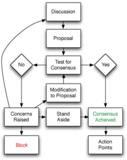 consensus decision making how to use consensus process