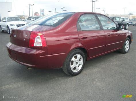 2002 Kia Spectra Gs Pepper 2002 Kia Spectra Gs Sedan Exterior Photo