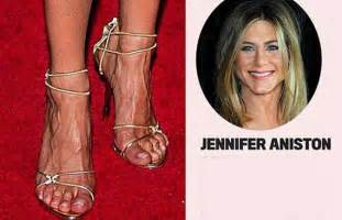 Celebrities with ugly feet barnorama