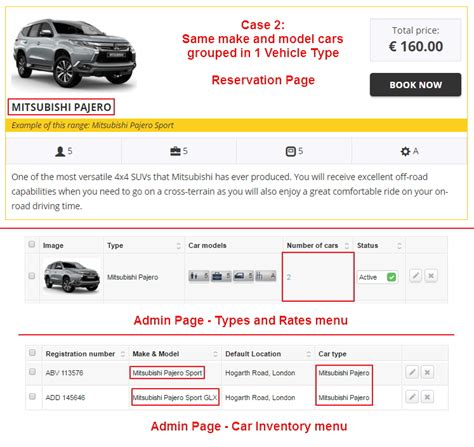 Car Hire Types Available by Vevs Car Rental Websites Knowledge Base