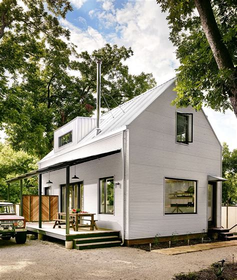 modern energy efficient homes wall house a modern farmhouse with energy efficient design