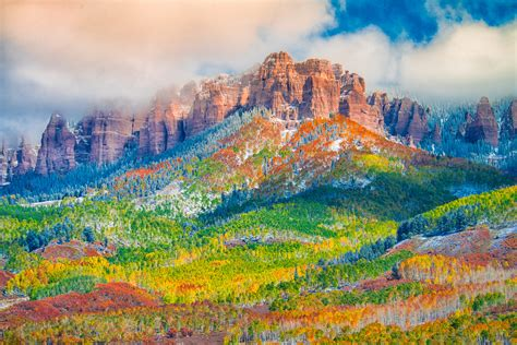 fall colors 2017 fall color locations for photographers in the san juan