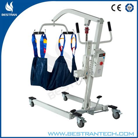 Bed To Chair Transfer Equipment by China Bt Pl001 Home And Hospital Electric Patient Lift