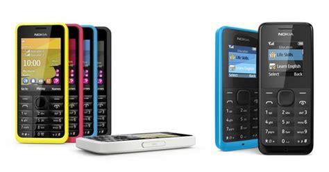 Foto Dan Hp Nokia 105 nokia 105 dan 301 hp murah terbaru 2013 tahan debu dan