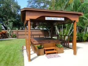 Craftsman Style Home Plans Designs 26 spectacular hot tub gazebo ideas