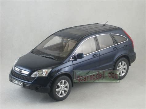 Honda Crv No 118 By Horekokohero 1 18 metal model diecast china honda crv cr v blue diecast