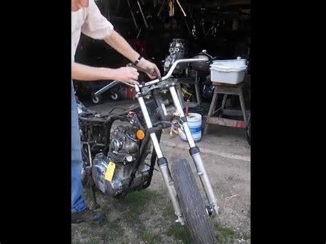 Motorrad Gabel Verbogen by Are My Motorcycle Forks Bent