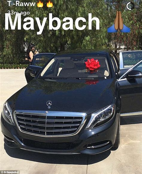 tyga bentley truck tyga s 2 2 million maybach car was repossessed earlier