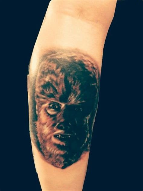black and grey tattoo las vegas 60 best the wolf man tattoos images on pinterest men