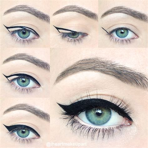 detailed tutorial cat eyeliner video 25 make up tutorials to take your beauty to the next