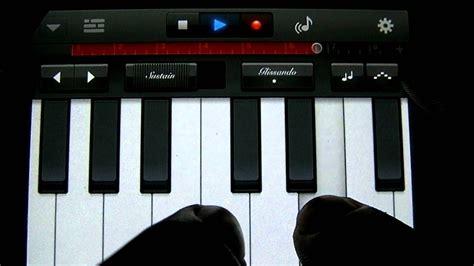garageband tutorial garageband tutorial 7 keyboard youtube