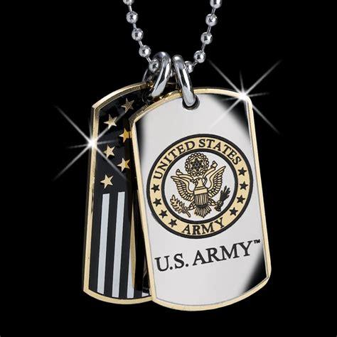 army tags the u s army tag the danbury mint