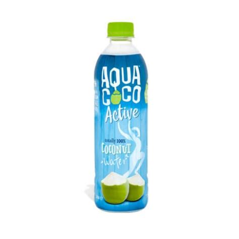 Fa Coco Coconut 500ml aqua coco active coconut water 500ml