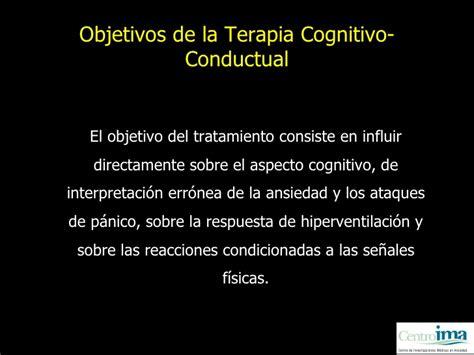 la terapia cognitiva en el tratamiento de la depresin mayor panico y fobias tratamientos actuales