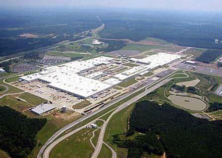 Kia Factory Alabama Daimler Invests 2 Billion In Alabama Plant