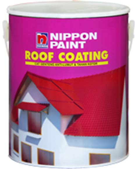 Cat Akrilik Nippon nippon paint indonesia the coatings expert atap