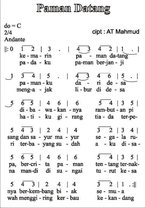 not angka lagu anak anak bintang kecil not angka lagu terbaru not angka lagu anak anak indonesia lhia s music notes