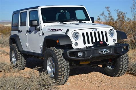 jeep rubicon winch the oem rubicon anniversary x hard rock edition front