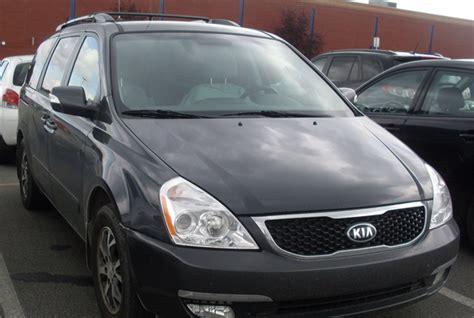 Kia Sedona Recalls Kia Recalls Sedona Minivans For Latch News