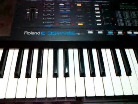 Roland E 5 roland e 35