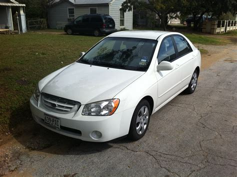 Kia Spectra 2006 Price 2006 Kia Spectra Information And Photos Momentcar