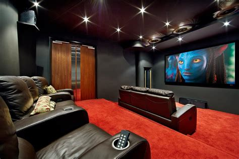 Movie Theater Home Decor by 10 Things To Look Out For When Designing Your Home Theater