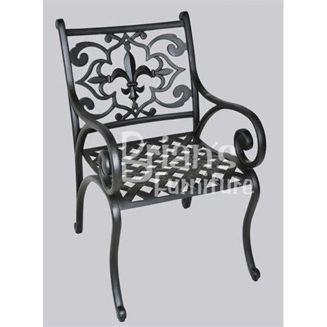 Fleur De Lis Patio Furniture 9 Pc Oval Fleur De Lis Patio Set Outdoor Furniture