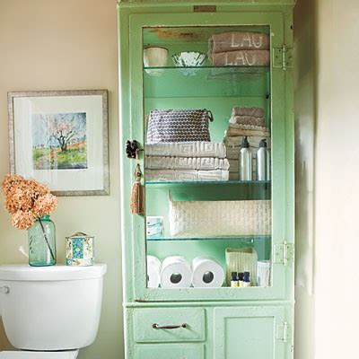 vintage bathroom storage ideas a well ordered vintage bathroom ideas