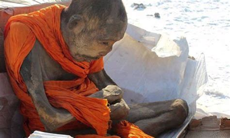 Pedro Monk 200 year buddhist monk found and is not dead