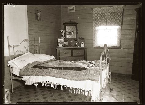 1930s bedroom caroline simpson library research collection sydney