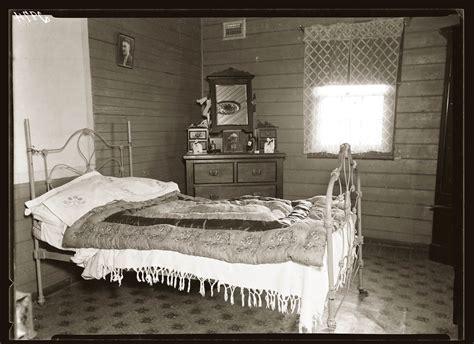 1930s bedroom historic houses trust record