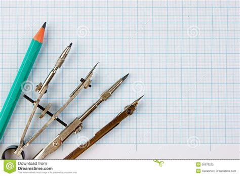 graph drawing tools drawing tools royalty free stock image cartoondealer