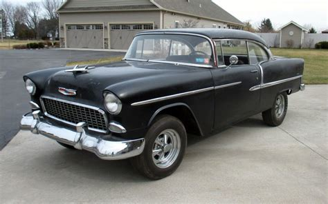 55 chevrolet bel air parked for 40 years 1955 chevrolet bel air