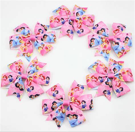 aliexpress buy children newborn beautiful ribbon aliexpress buy new princess hair bows with for