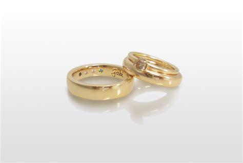 Eheringe Gold 750 by Eheringe Trauringe Verlobungsringe Trauringkurse Tragkultur