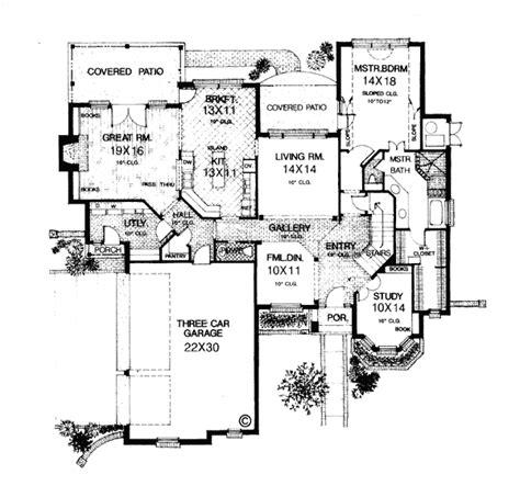 french tudor house plan family home plans blog house plan 66005 at familyhomeplans com