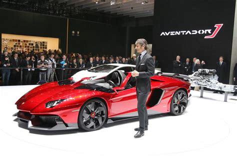 Lamborghini Aventador Jota Lamborghini Aventador J Photos Carzi