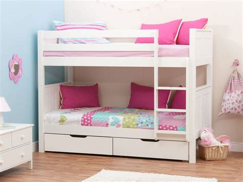 cheap bunk beds for girls 1000 ideas about girls bunk beds on pinterest bunk beds