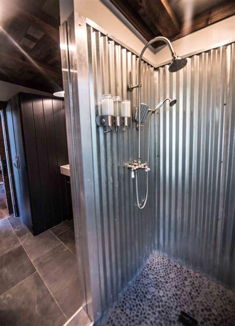 Best 25  Galvanized shower ideas on Pinterest   Tin shower