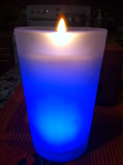 color changing candle air wick color changing candle review