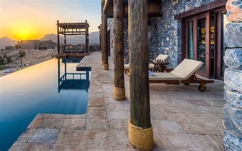 best hotels in oman alila jabhal akhdar hotel review oman travel