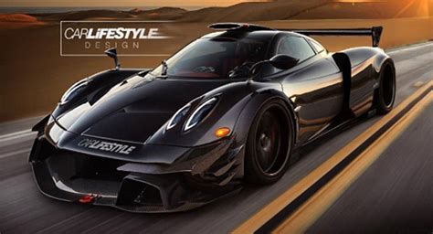 future pagani pagani huayra r imagined has the quot build it now