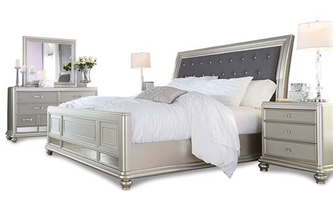 bedroom suite furniture capello bedroom suite united furniture outlets